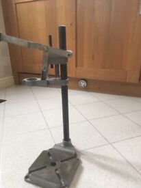 Drill stand 50cm high complete with instruction book