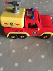 Fireman Sam Venus Vehicle