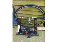 Cycle trainer