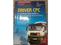 lorry cpc book ,theory book all 3 book