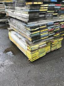 5ft lengths of old scaffold boards £4 each