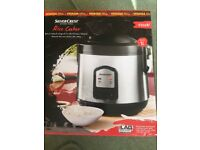 Rice cooker 1litre brand new in box