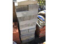 Aerated concrete building blocks (100mm)