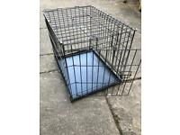 Puppy/dog crate cage