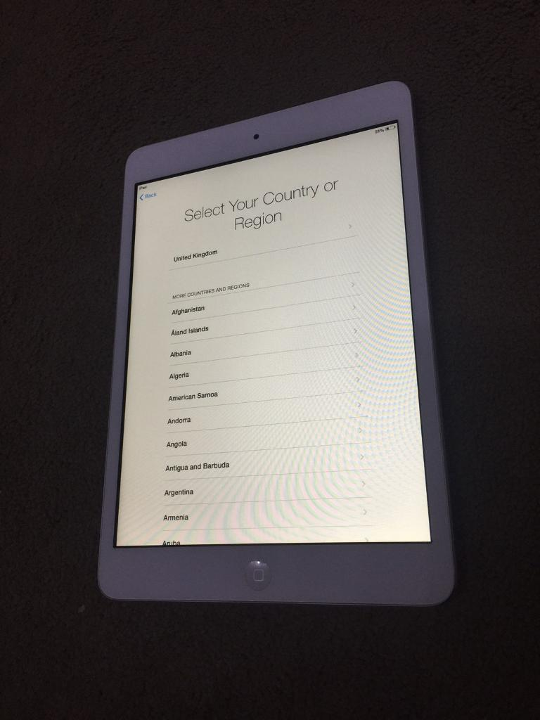 Ipad mini 32GB (iCloud Lockin Archway, LondonGumtree - Ipad mini 32GB (iCloud Lock) spare and repair ipad is excellent condition only ipad its self only serious buyer and no offer accecpt