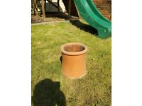 Roll top Chimney Pot (Reading)