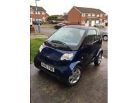 Smart car fortwo pulse