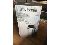 Brabantia touch bin 60ltr brand new in box
