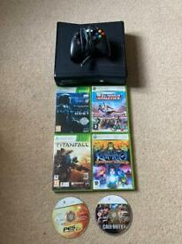 Xbox 360 slim bundle