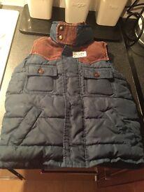 Joules waistcoat