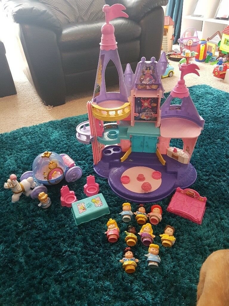 Little people Princess Castle