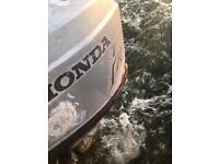 Honda 15hp outboard