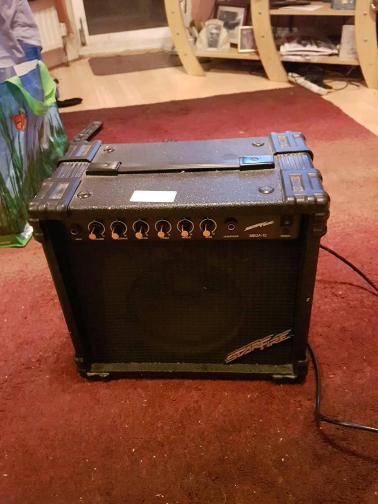 20 Watt StarFire Amp