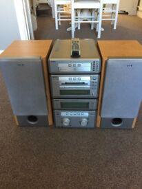 Sony Mini Hifi System - cd, mini disc and tuner