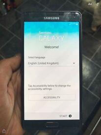 Samsung Galaxy note 4 Unlocked - like new