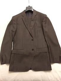 Calvin Klein Wool Men's Suit