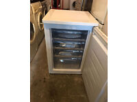 Under Counter CURRYS Frost Freezer with 90 Days Warranty