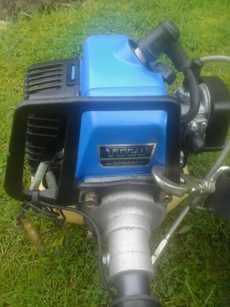 Kawasaki TD20 two stroke petrol strimmer | in Boston, Lincolnshire | Gumtree