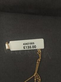 Brand new missoma necklace