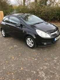 2010 corsa 2 previous owners, interior like new from a smoke free driver