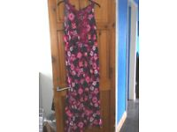 BHS Maxi dress size 18