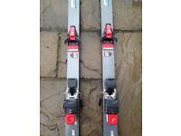 Salomon ski binders
