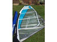 Tushingham Storm Force 5.5 windsurfsail