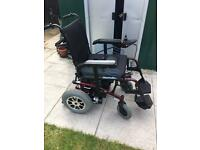 Roma medical battery powered wheelchair