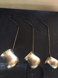 Brass Decorative Drinks Pourers.