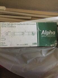 BNIB Alpha 500 mm telescopic CD easyflue