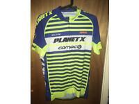 Planet X - Team Carnac Cycling Jersey, size XXL (Men's)