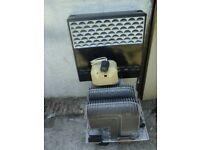 Carver 5002 twin caravan gas heater