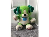 Leapfrog My pal scout interactive toy