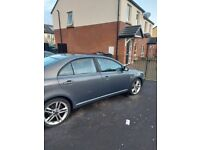 Toyota, AVENSIS, Saloon, 2005, Manual, 1995 (cc), 4 doors