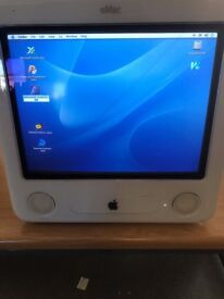 Apple eMac Desktop Computer - G41 Ghz (Includes Tony Hawks Pro Skater 4 installed)