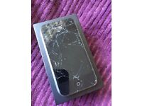 Apple iPhone 4 16GB Black (unlocked) Smartphone