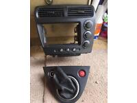 Honda Civic type R ep3 dash centre console