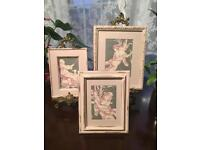 SHABBY CHIC PICTURES FRENCH STYLE PICTURE FRAMES