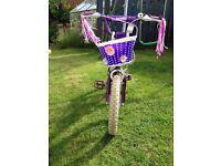 Girl's bike for sale £20