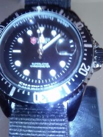 DIVERS STYLE WATCH
