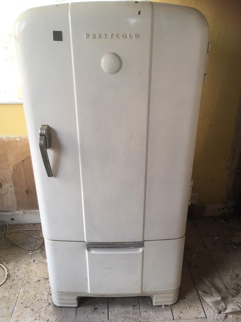 Prestcold rare 1950 vintage retro fridge | in London Colney, Hertfordshire  | Gumtree