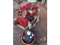 BUKH DV 36 engine gearbox for sale spares or repairs