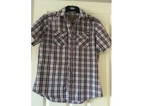Mens medium shirt from next