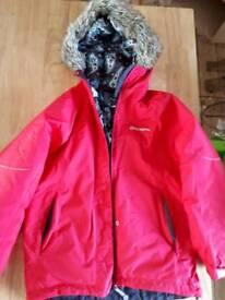 Girls Sprayway Coat Age 12-13