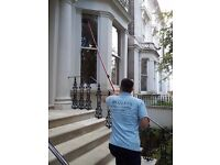 Window cleaner wanted, experience is not essential