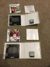 Nintendo DS games x 2