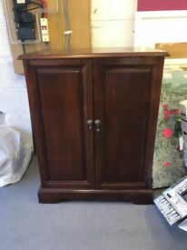 Solid wood sideboard cabinet tv unit