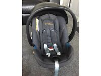 Mamas and papas cybex baby car seat