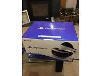 Psvr PS4- virtual reality