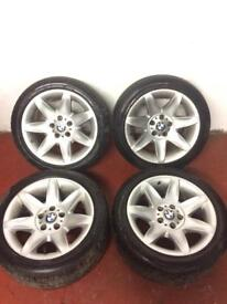 Bmw 5 Series 530 17'inch Alloy Wheels 2002